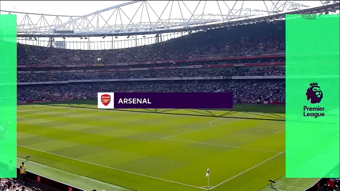 21-04-2019 - Arsenal 2-3 Crystal Palace