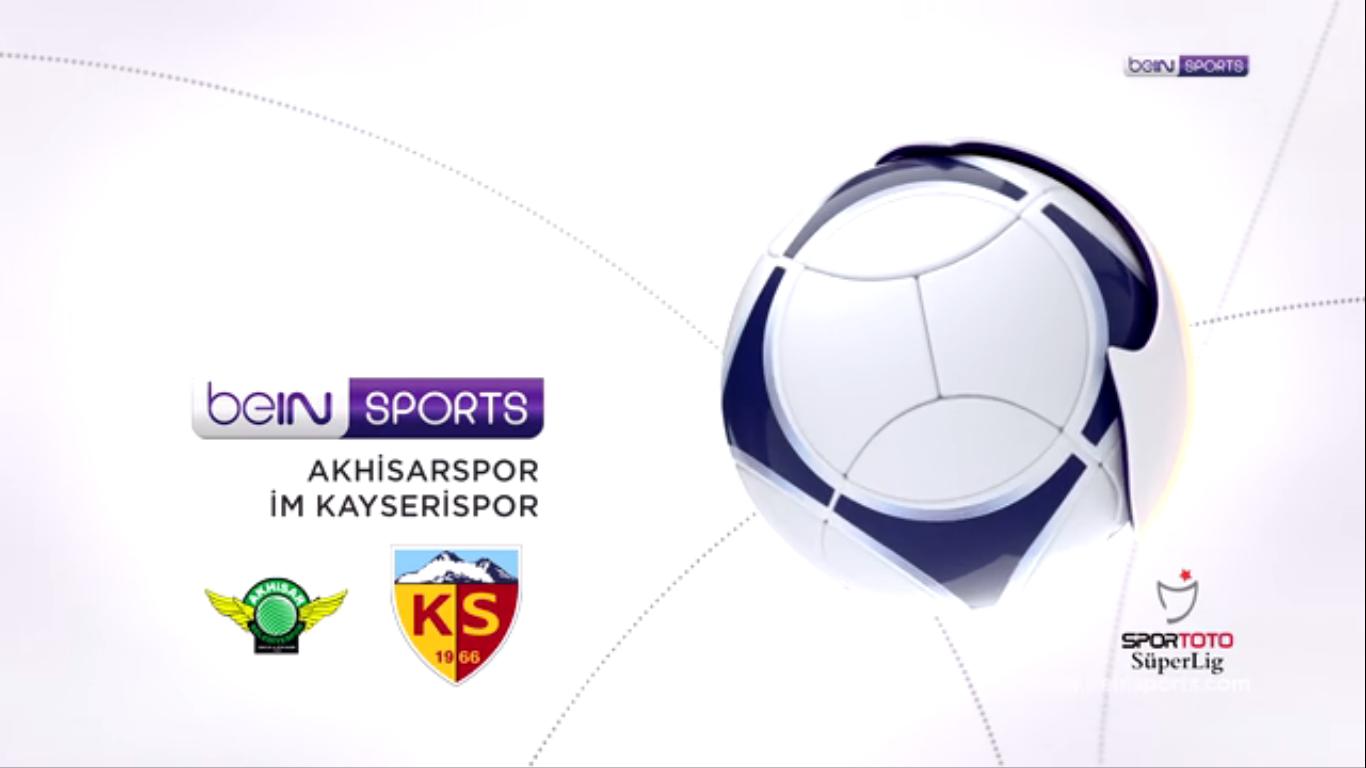 19-05-2019 - Akhisar Belediyespor 2-2 Kayserispor