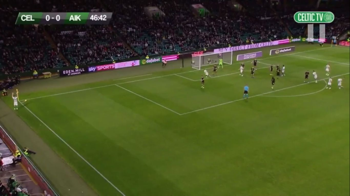 22-08-2019 - Celtic 2-0 AIK (EUROPA LEAGUE QUALIF.)