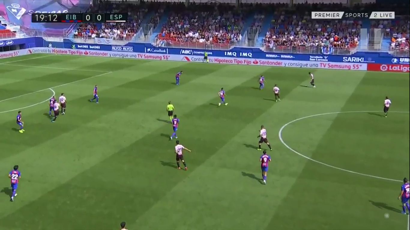 15-09-2019 - Eibar 1-2 RCD Espanyol