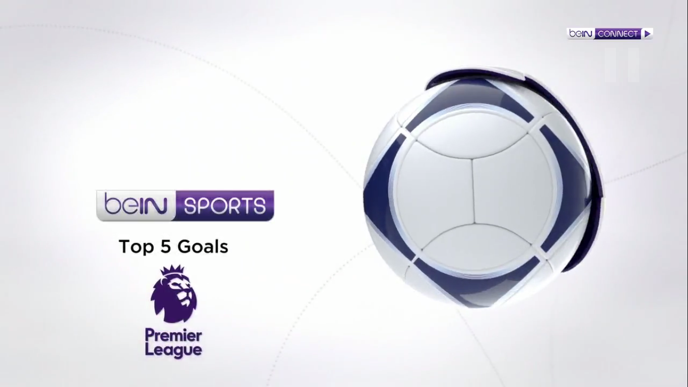 Premier League - Top 5 Goals Week 20