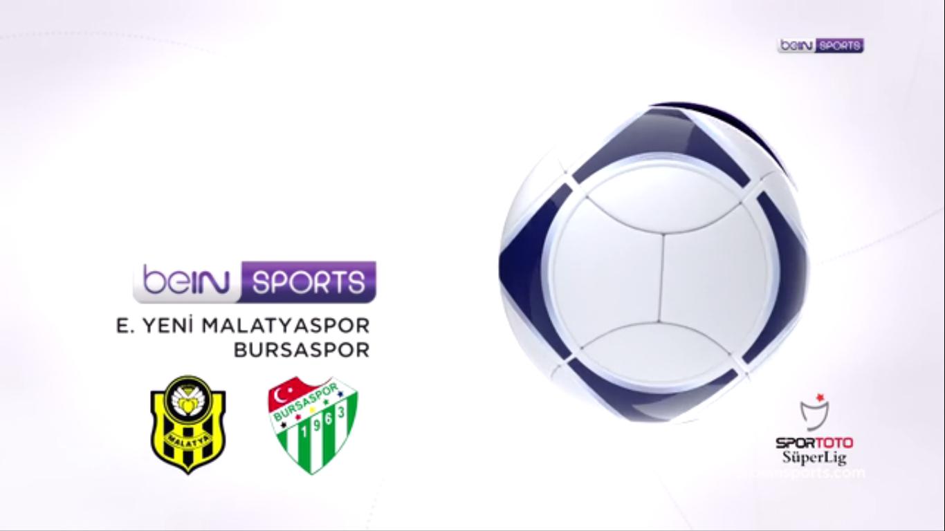 26-05-2019 - Yeni Malatyaspor 1-2 Bursaspor