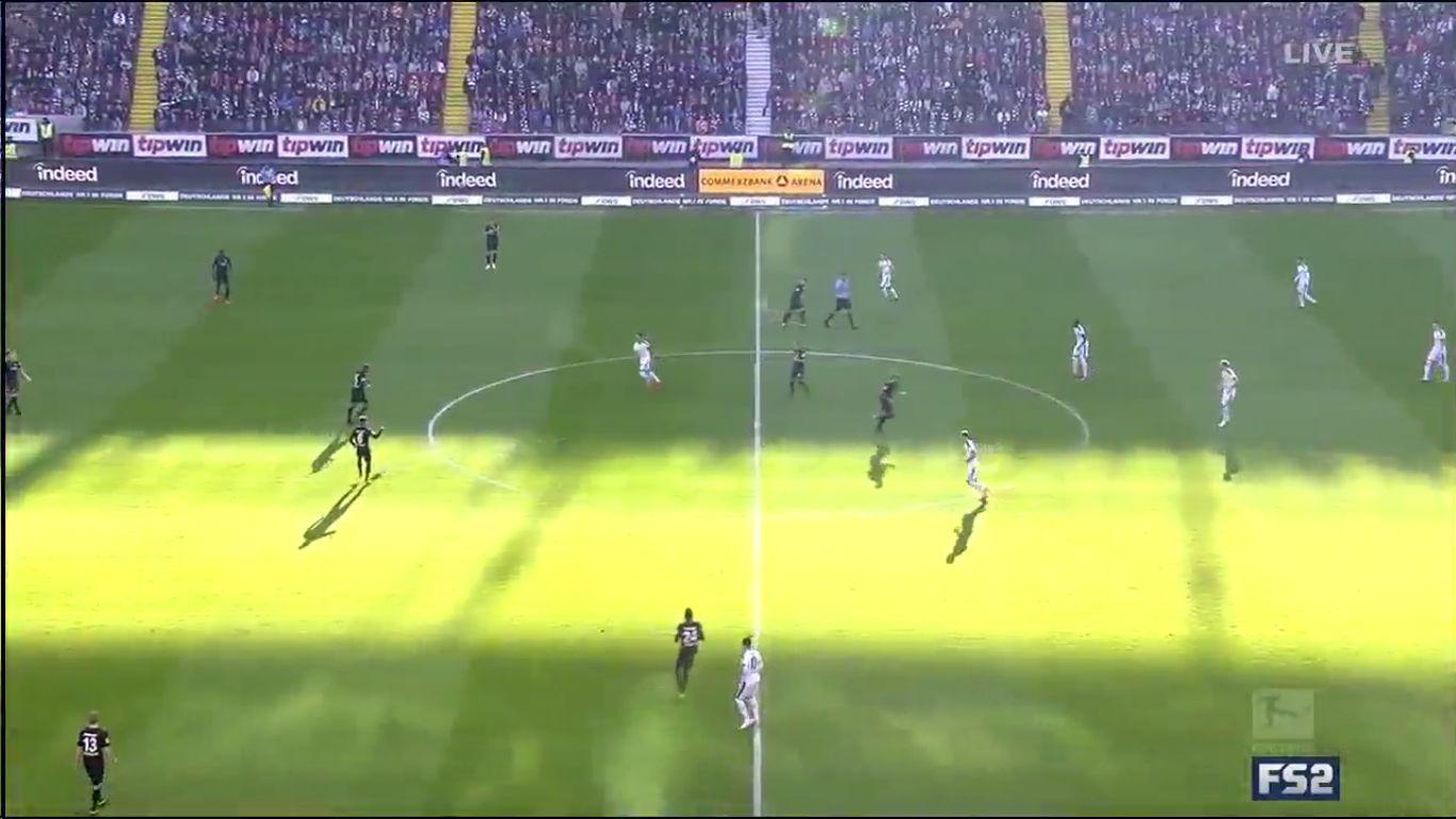 17-02-2019 - Eintracht Frankfurt 1-1 Borussia Monchengladbach