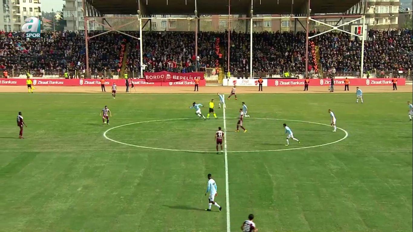 24-01-2019 - Hatayspor 4-1 Istanbul Basaksehir (ZIRAAT CUP)