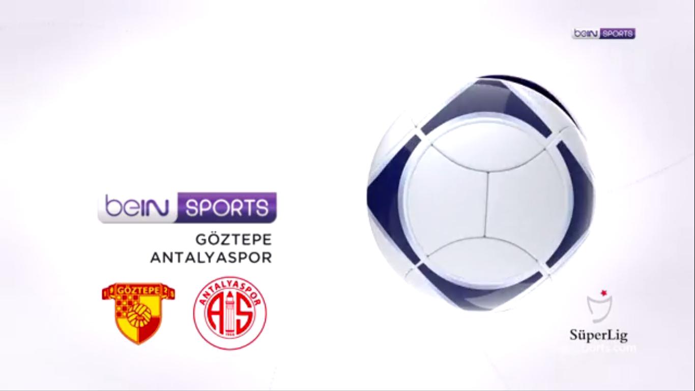 18-08-2019 - Goztepe 0-1 Antalyaspor