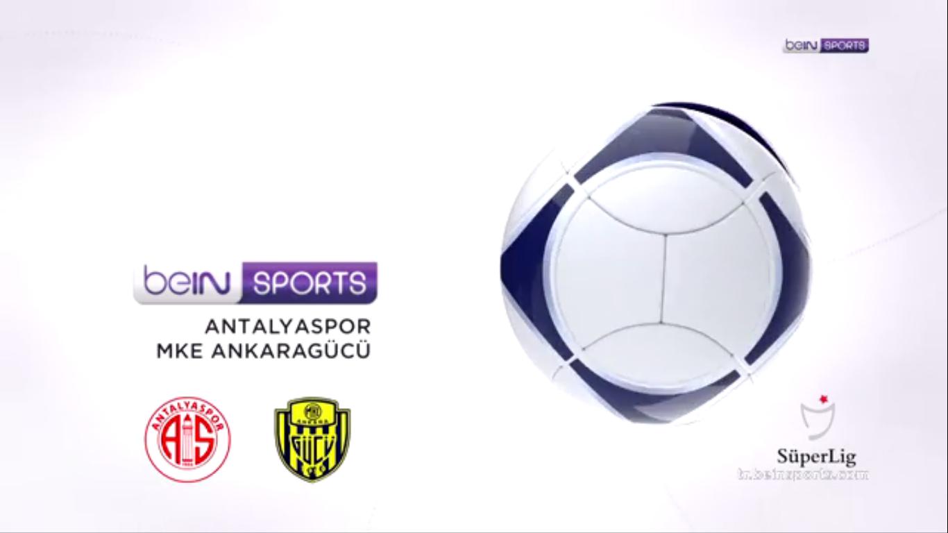 20-12-2019 - Antalyaspor 2-2 Ankaragucu