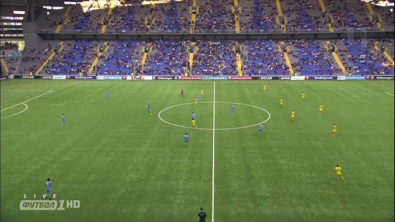 11-06-2019 - Kazakhstan 4-0 San Marino (EURO QUALIF.)
