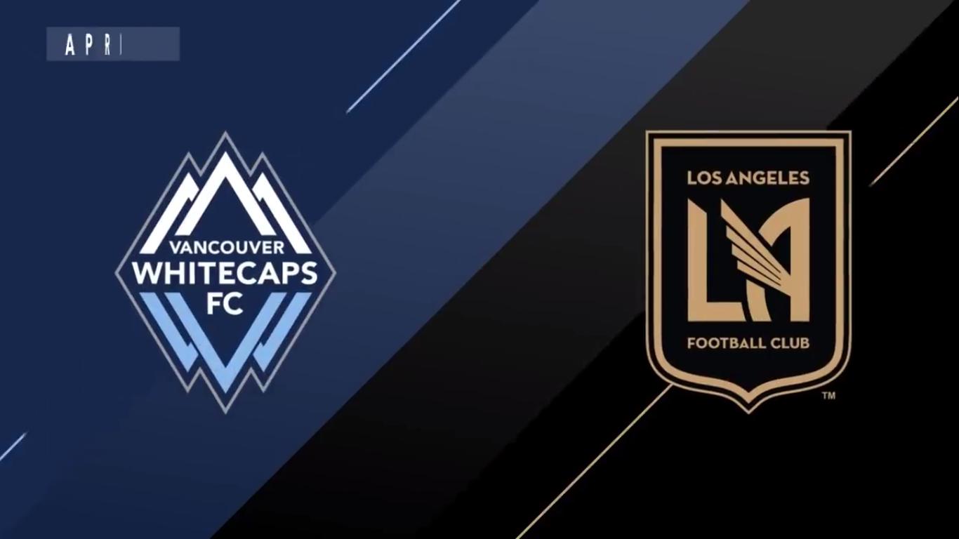 18-04-2019 - Vancouver Whitecaps FC 1-0 Los Angeles FC