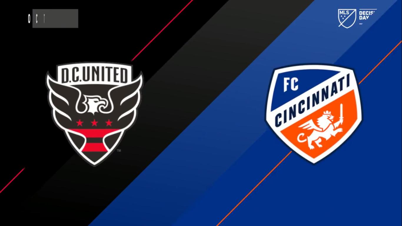 07-10-2019 - DC United 0-0 FC Cincinnati