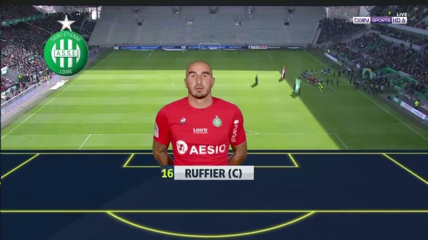 10-03-2019 - Saint-Etienne 0-1 Lille