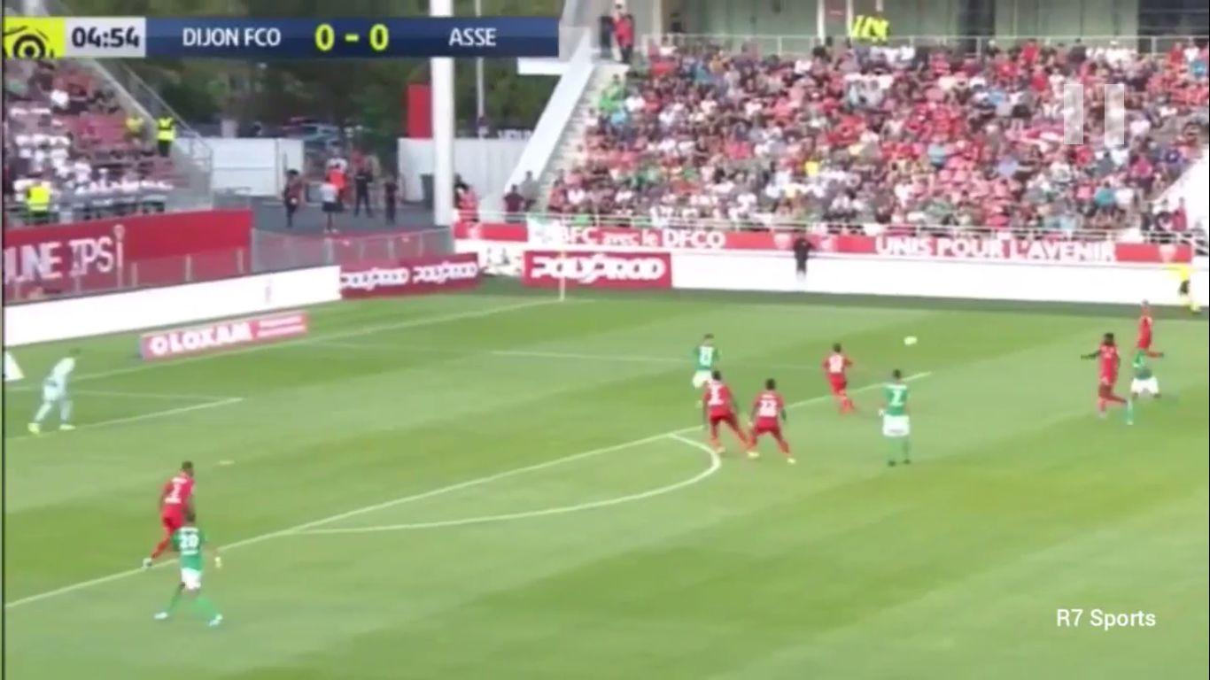 10-08-2019 - Dijon 1-2 Saint-Etienne