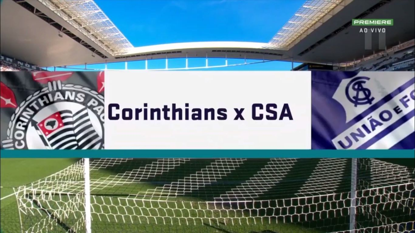 15-07-2019 - SC Corinthians SP 1-0 CSA AL