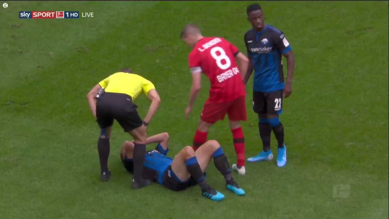 """Résultat de recherche d'images pour """"Bayer Leverkusen 3:2 SC Paderborn"""""""