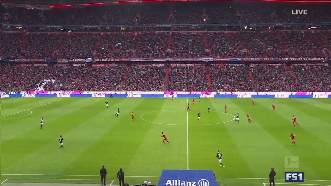 09-03-2019 - FC Bayern Munchen 6-0 Wolfsburg