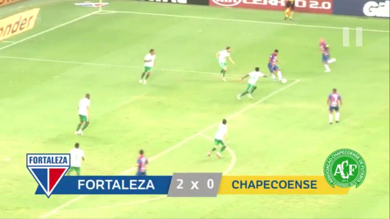 11-10-2019 - Fortaleza EC CE 2-0 Chapecoense AF