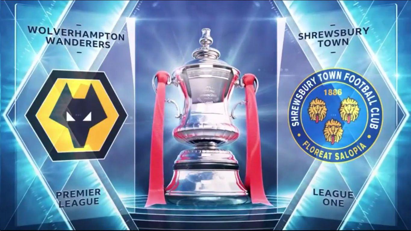 05-02-2019 - Wolverhampton Wanderers 3-2 Shrewsbury Town (FA CUP)