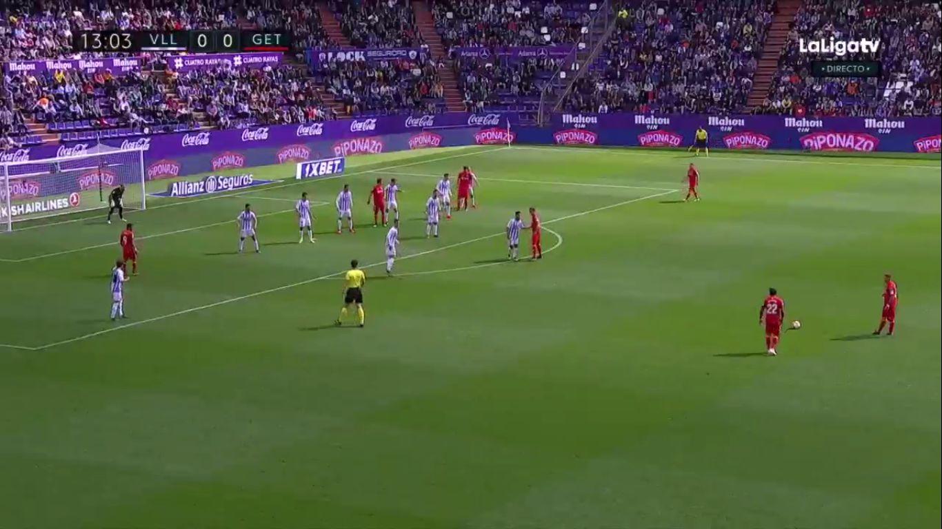 14-04-2019 - Real Valladolid 2-2 Getafe