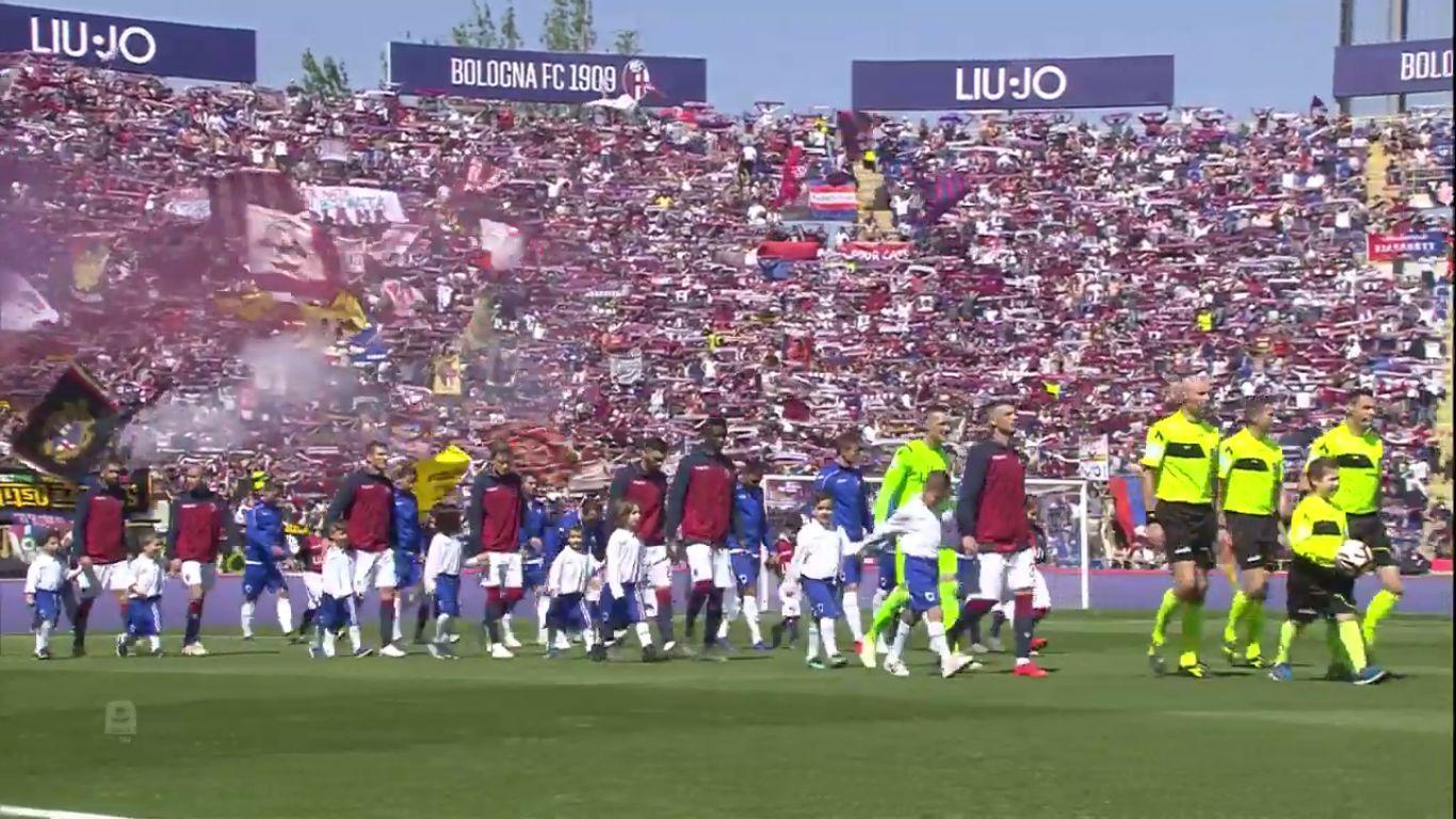 20-04-2019 - Bologna 3-0 Sampdoria