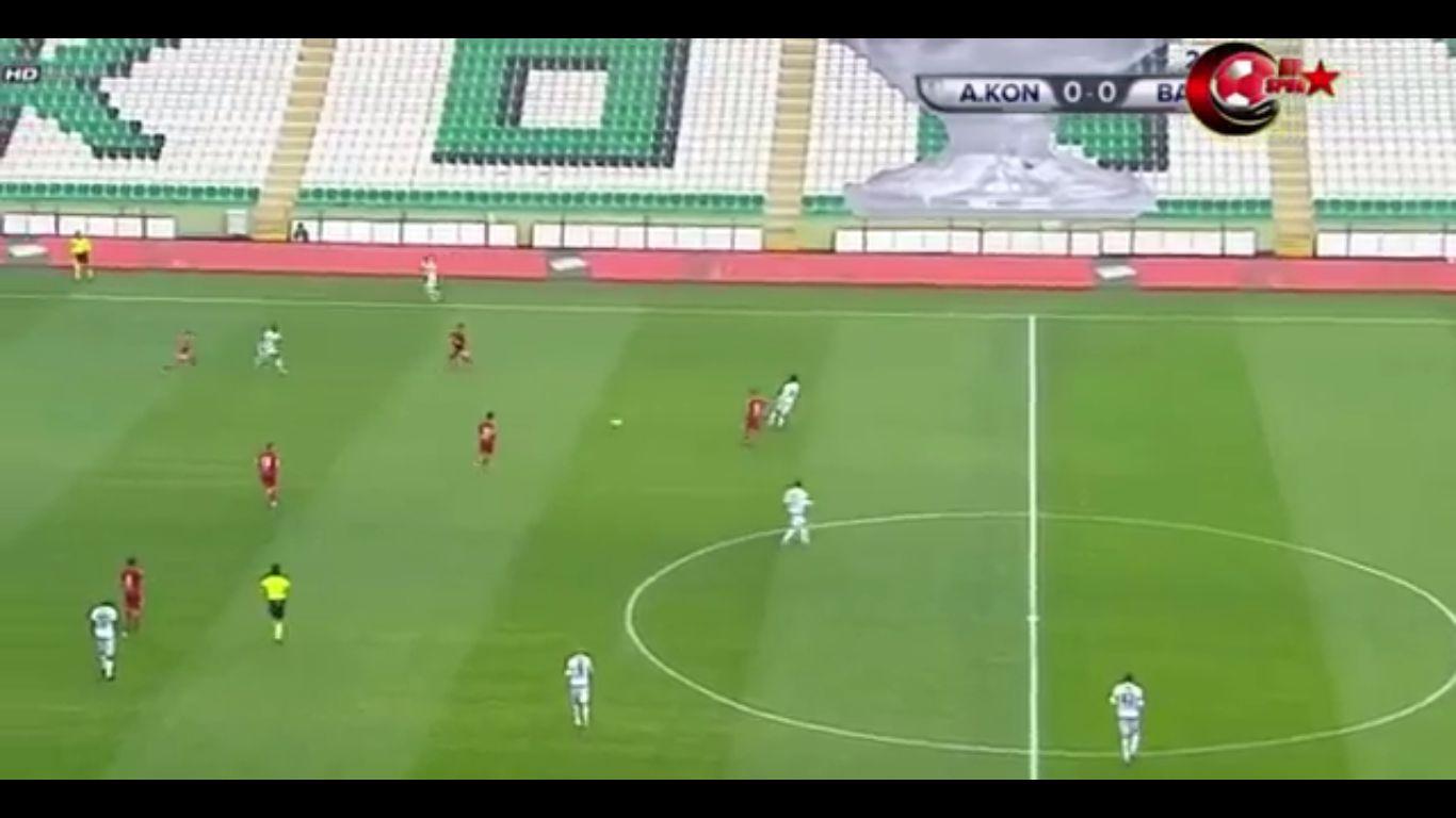 Konyaspor 2-0 Batman Petrolspor (ZIRAAT CUP)