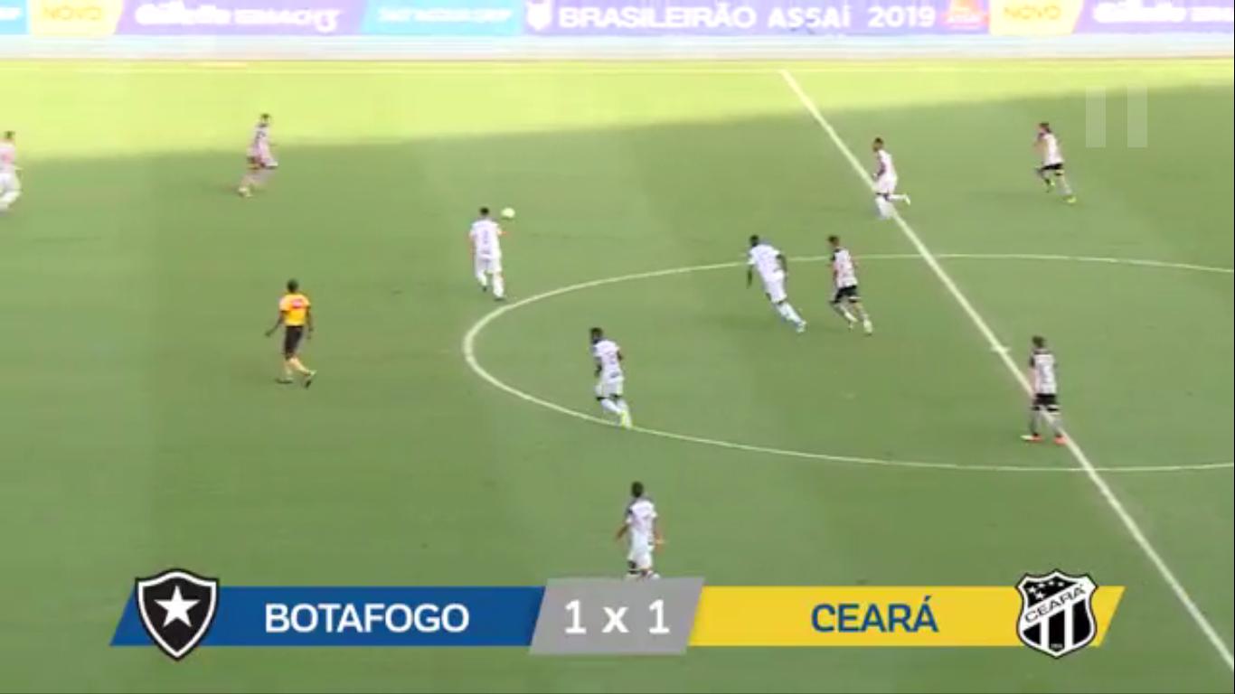 09-12-2019 - Botafogo FR RJ 1-1 Ceara