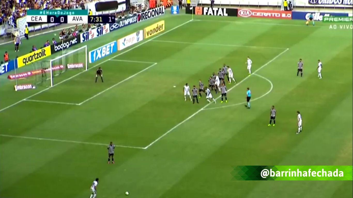 14-10-2019 - Ceara 1-0 Avai FC SC