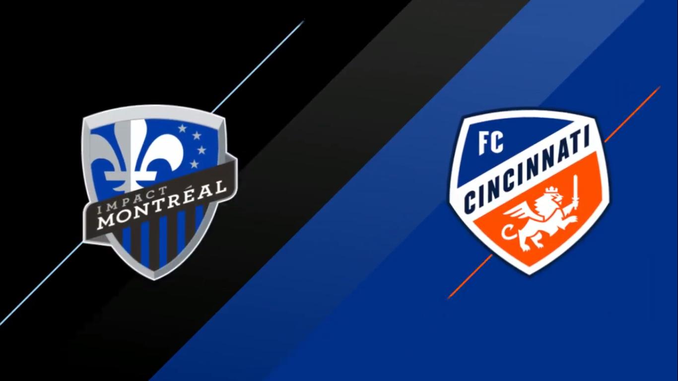 15-09-2019 - Montreal Impact 0-1 FC Cincinnati