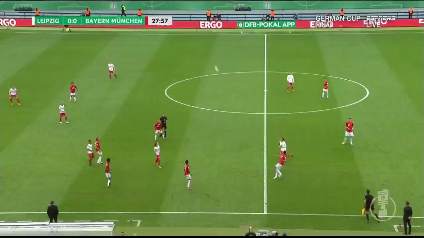 25-05-2019 - RasenBallsport Leipzig 0-3 FC Bayern Munchen (DFB POKAL - FINAL)