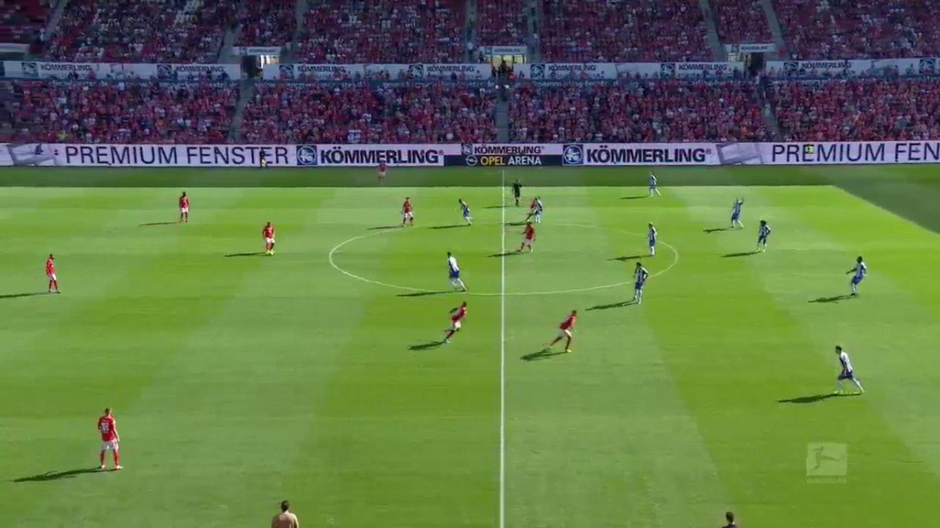 14-09-2019 - Mainz 05 2-1 Hertha BSC