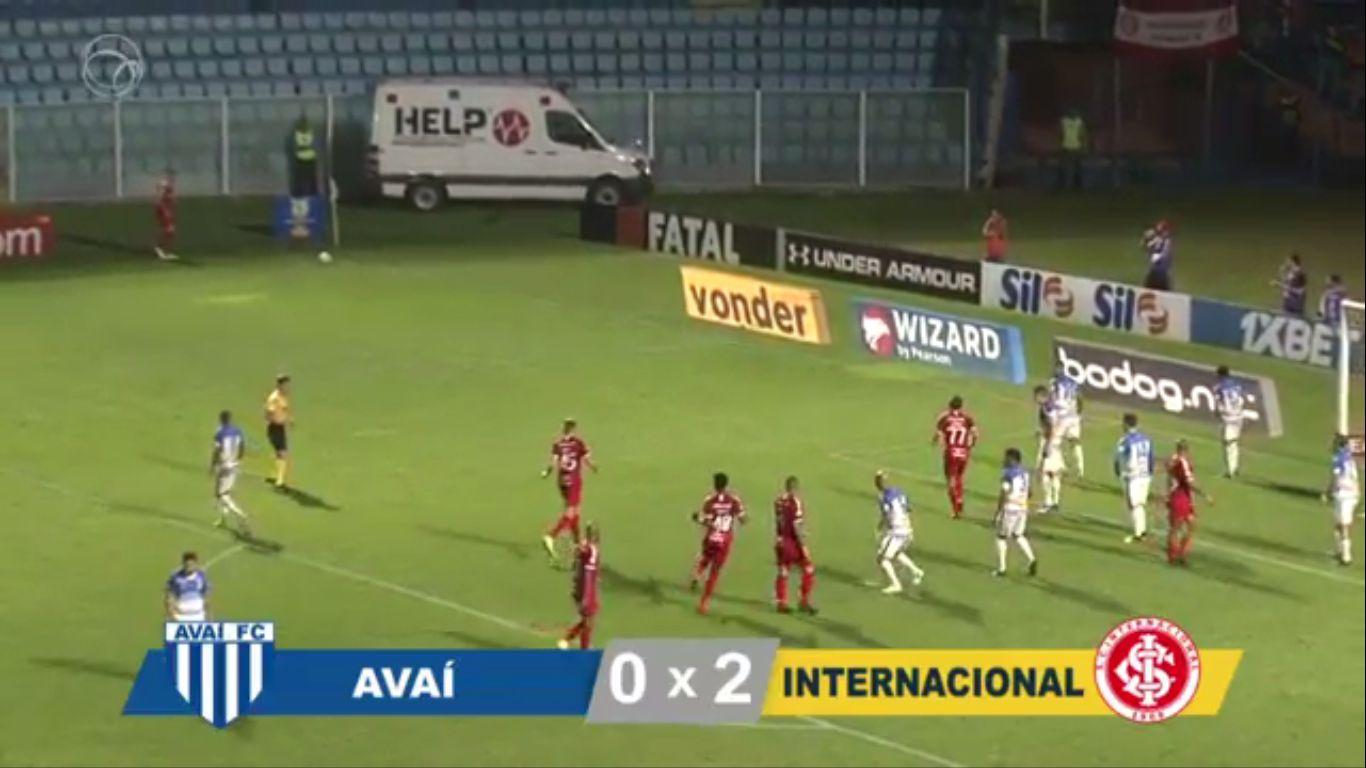 18-10-2019 - Avai FC SC 0-2 Internacional