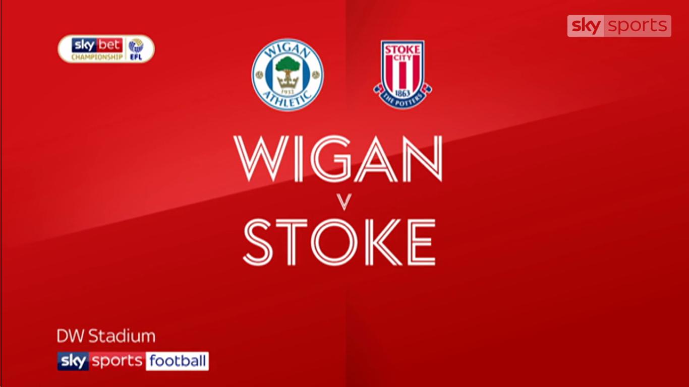 13-02-2019 - Wigan Athletic 0-0 Stoke City (CHAMPIONSHIP)