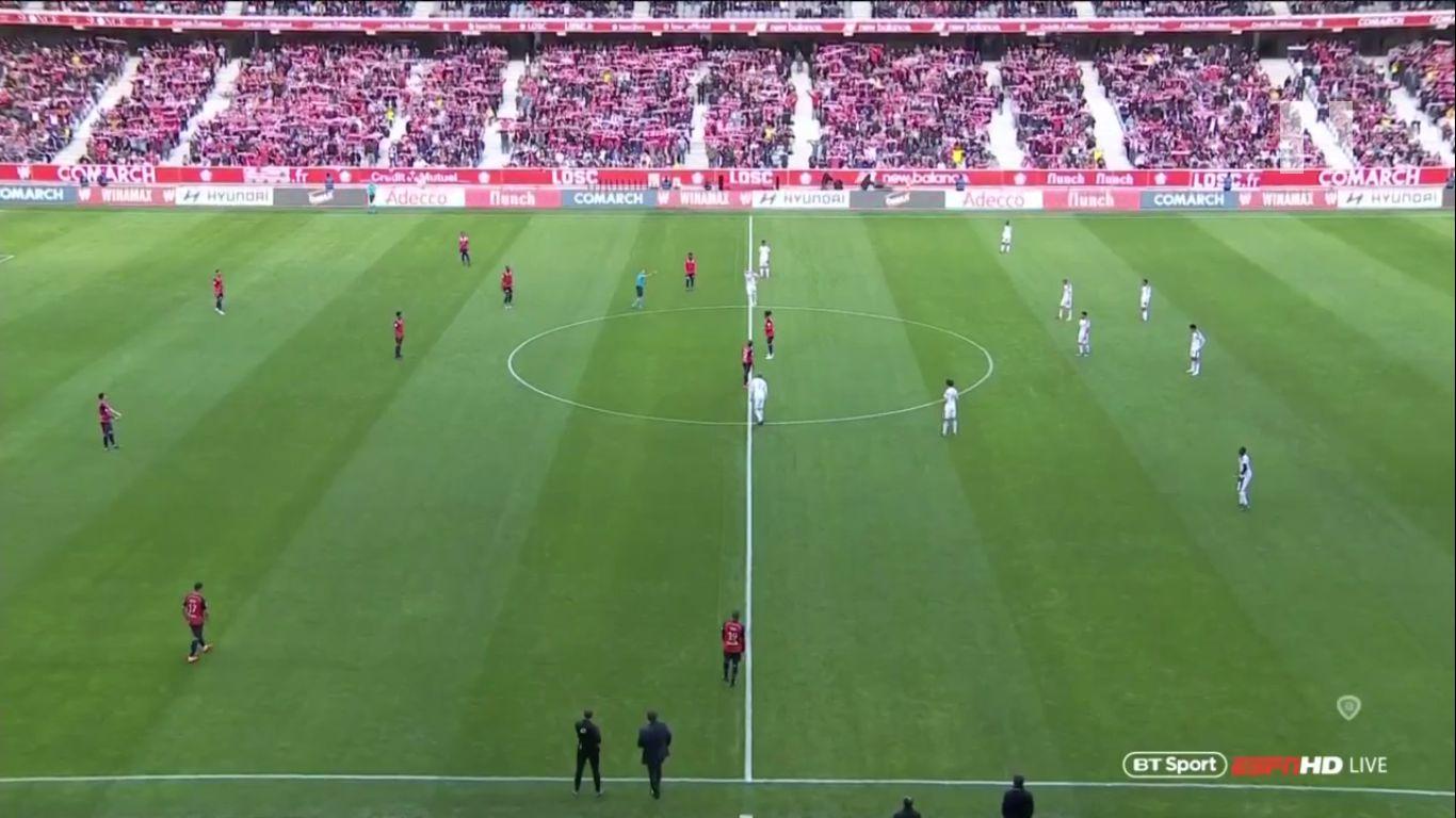 12-05-2019 - Lille 1-0 Bordeaux