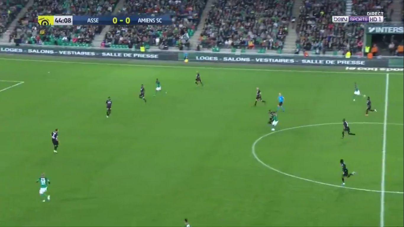 27-10-2019 - Saint-Etienne 2-2 Amiens