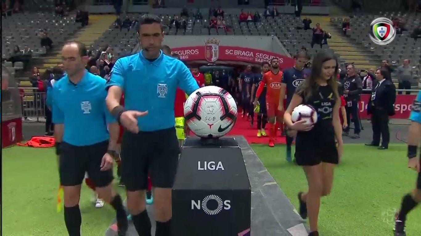 22-02-2019 - SC Braga 0-2 Belenenses