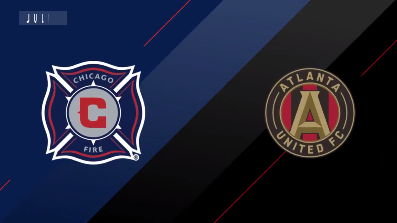 c7eb0b2ff VIDEO: Chicago Fire 5-1 Atlanta United Fc Highlights | GoalsArena
