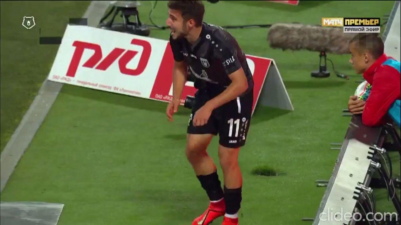 15-07-2019 - FC Lokomotiv Moscow 1-1 FC Rubin Kazan