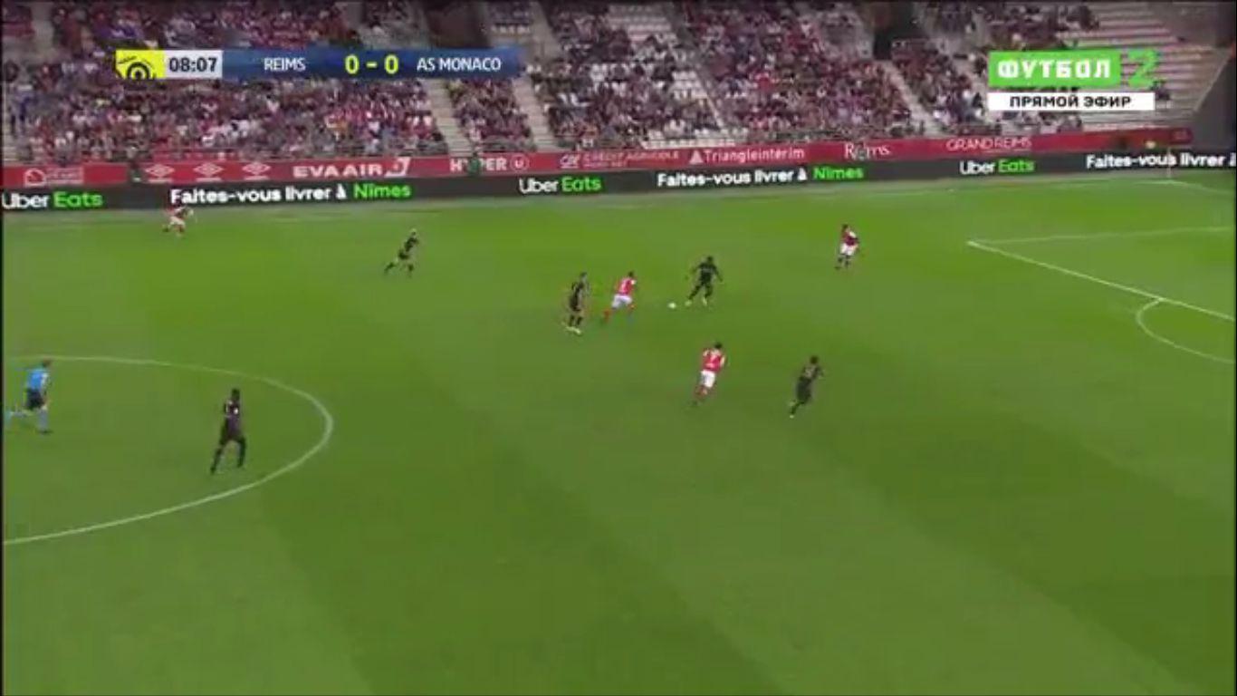21-09-2019 - Reims 0-0 Monaco