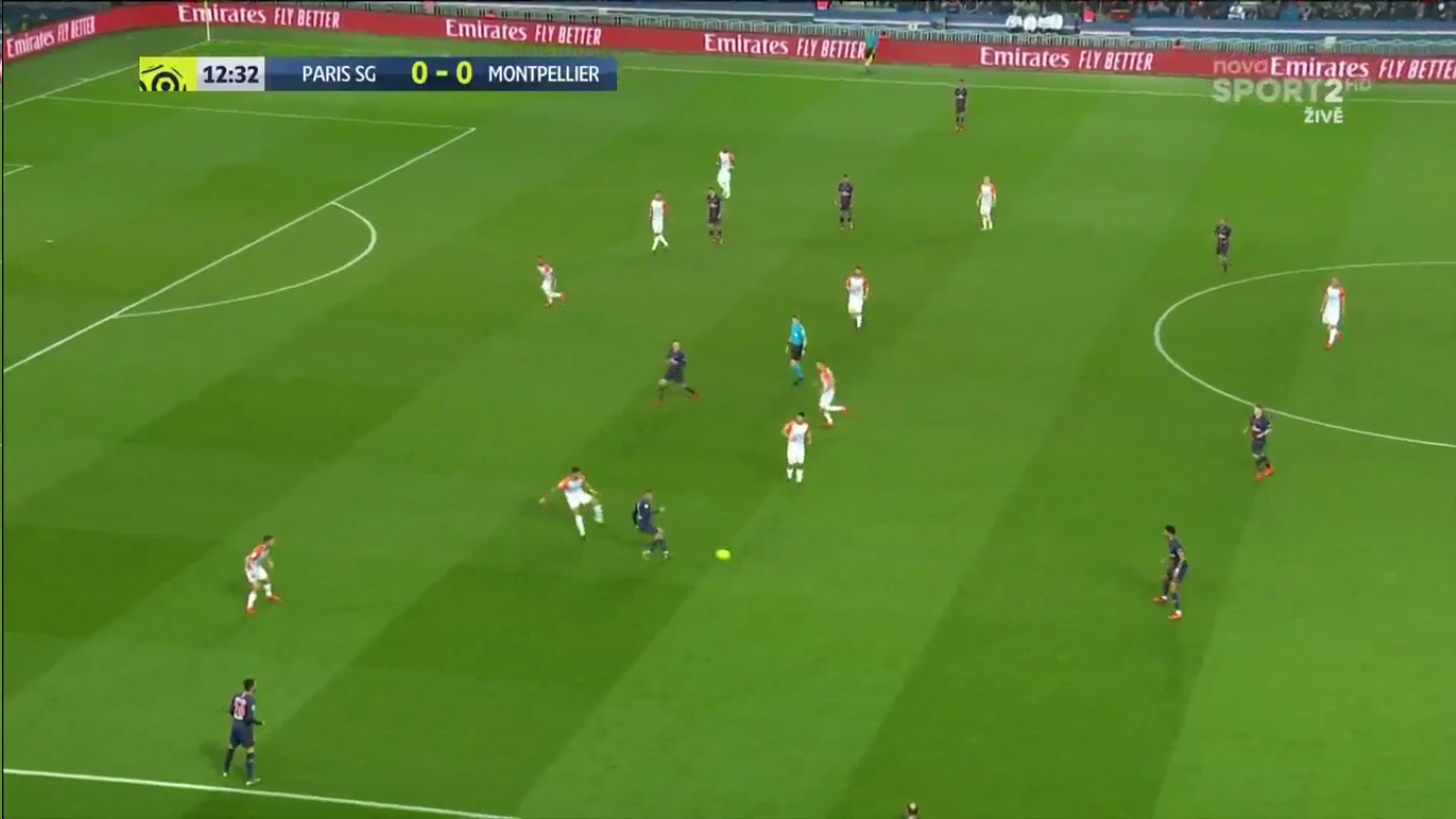 20-02-2019 - Paris Saint-Germain 5-1 Montpellier