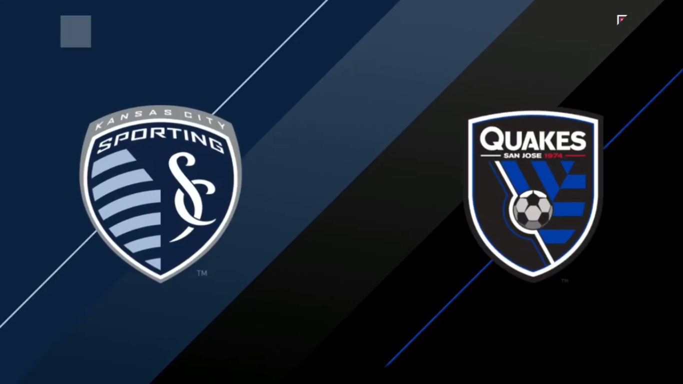 18-08-2019 - Sporting Kansas City 2-1 San Jose Earthquakes