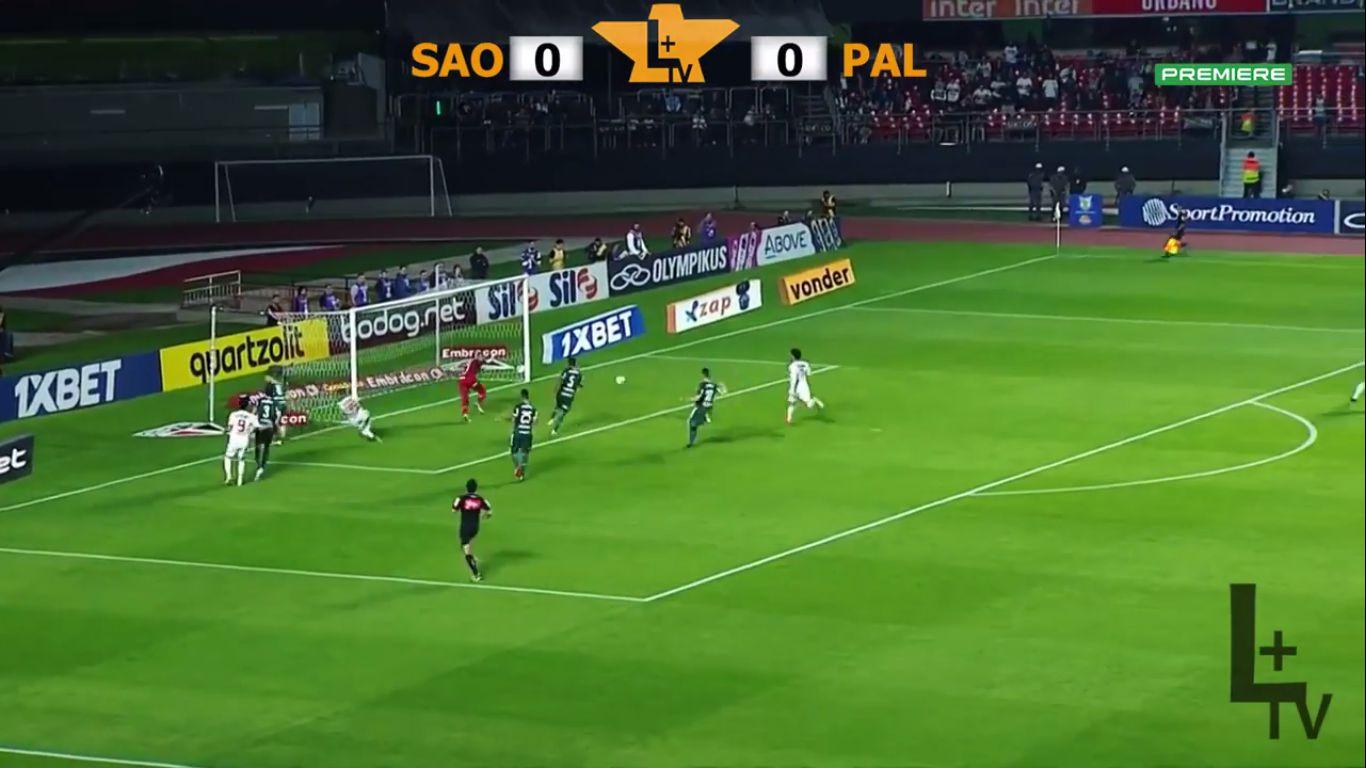 14-07-2019 - Sao Paulo 1-1 Palmeiras
