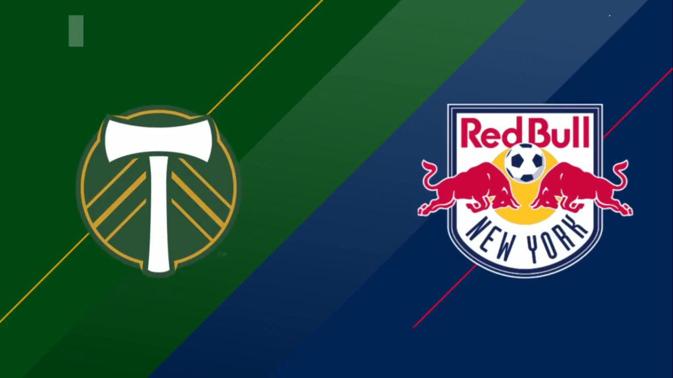 19-09-2019 - Portland Timbers 0-2 New York Red Bulls