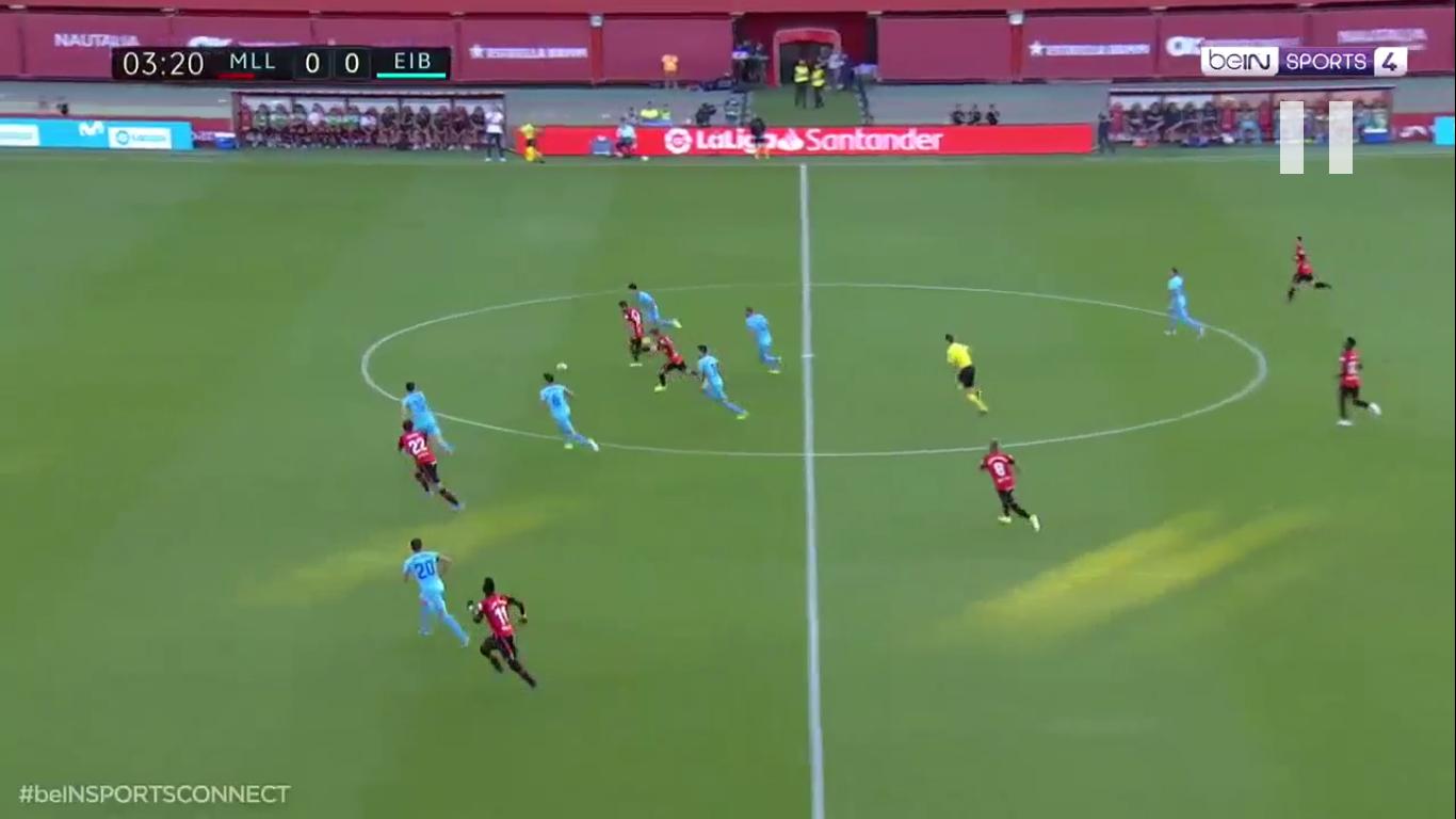 17-08-2019 - Mallorca 2-1 Eibar