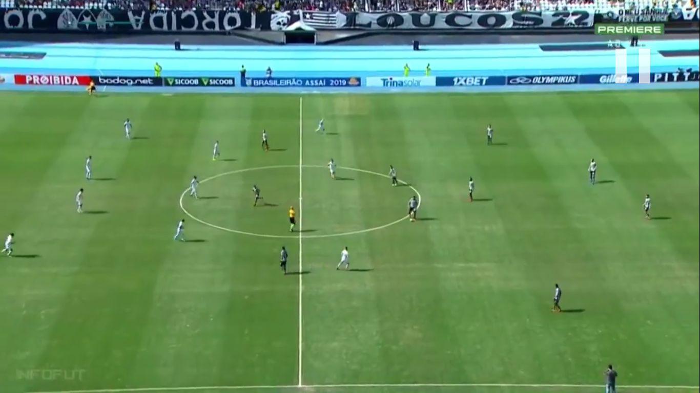 21-07-2019 - Botafogo FR RJ 0-1 Santos FC SP
