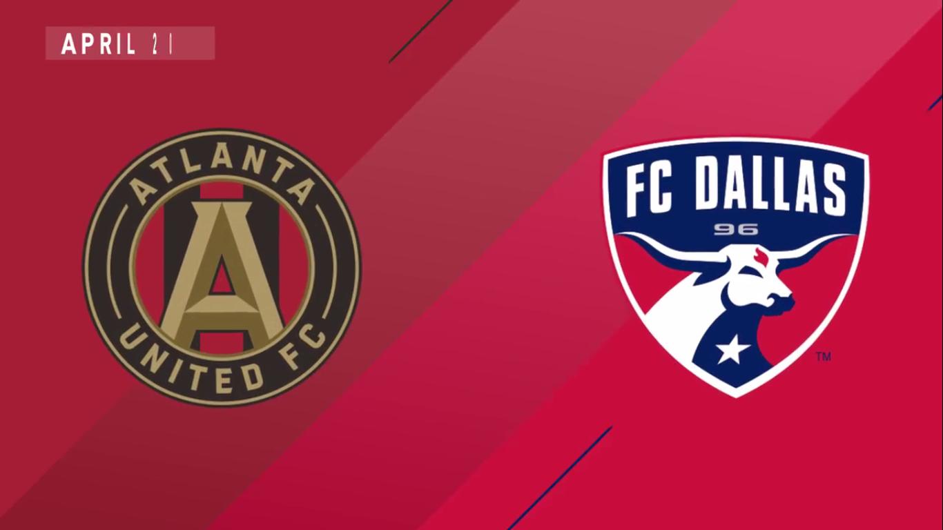 21-04-2019 - Atlanta United Fc 1-2 FC Dallas