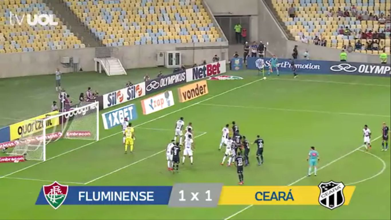 16-07-2019 - Fluminense FC RJ 1-1 Ceara