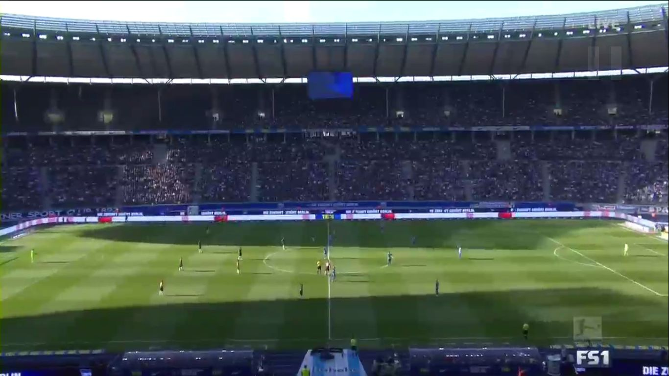 21-04-2019 - Hertha BSC 0-0 Hannover 96