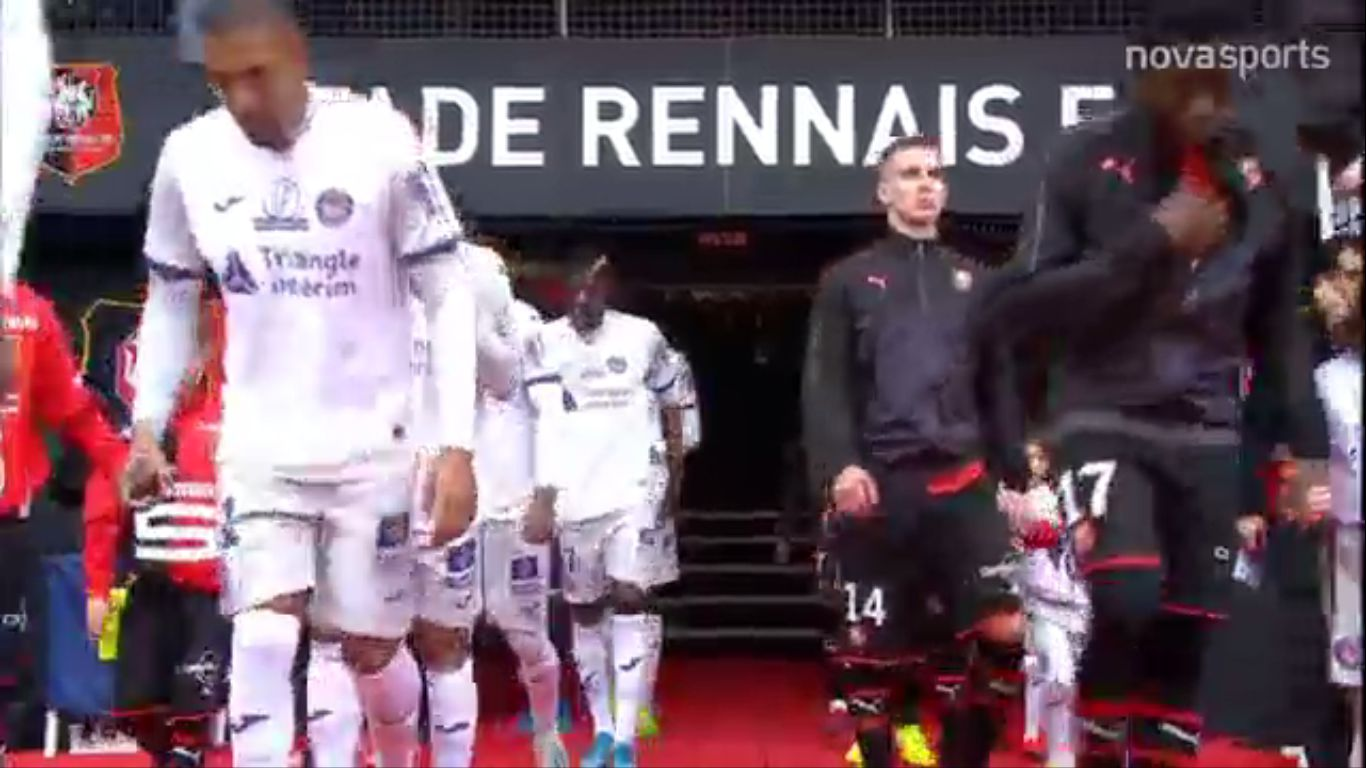 27-10-2019 - Rennes 3-2 Toulouse