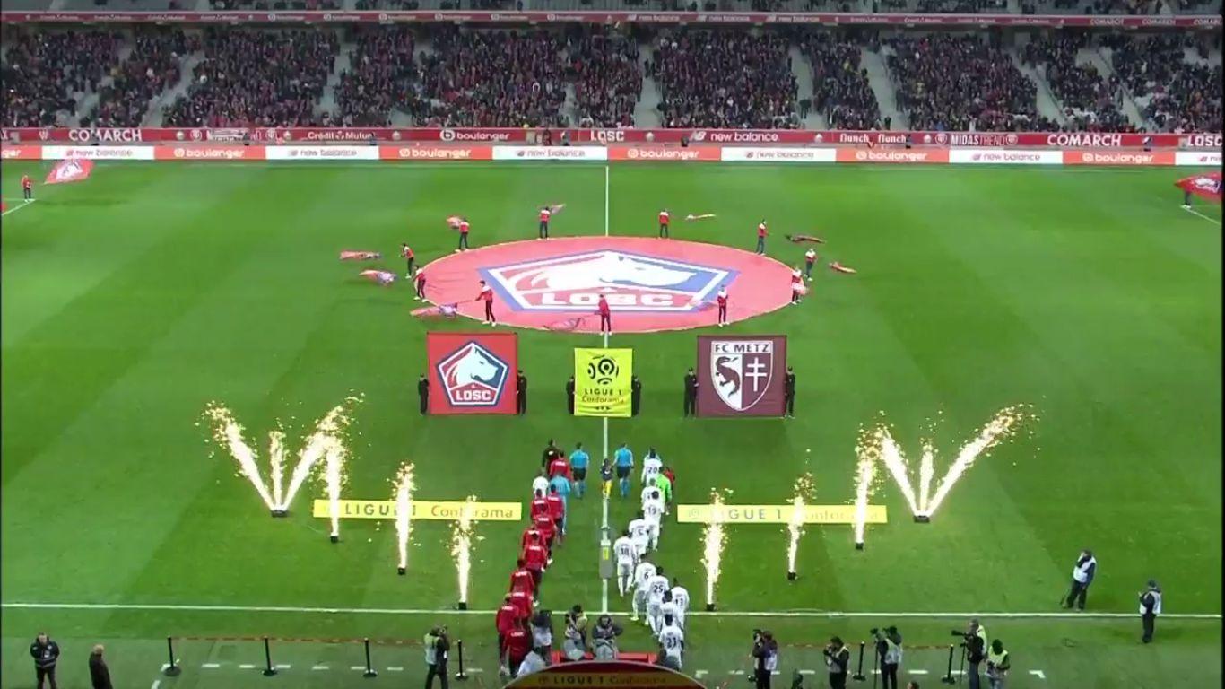 09-11-2019 - Lille 0-0 Metz