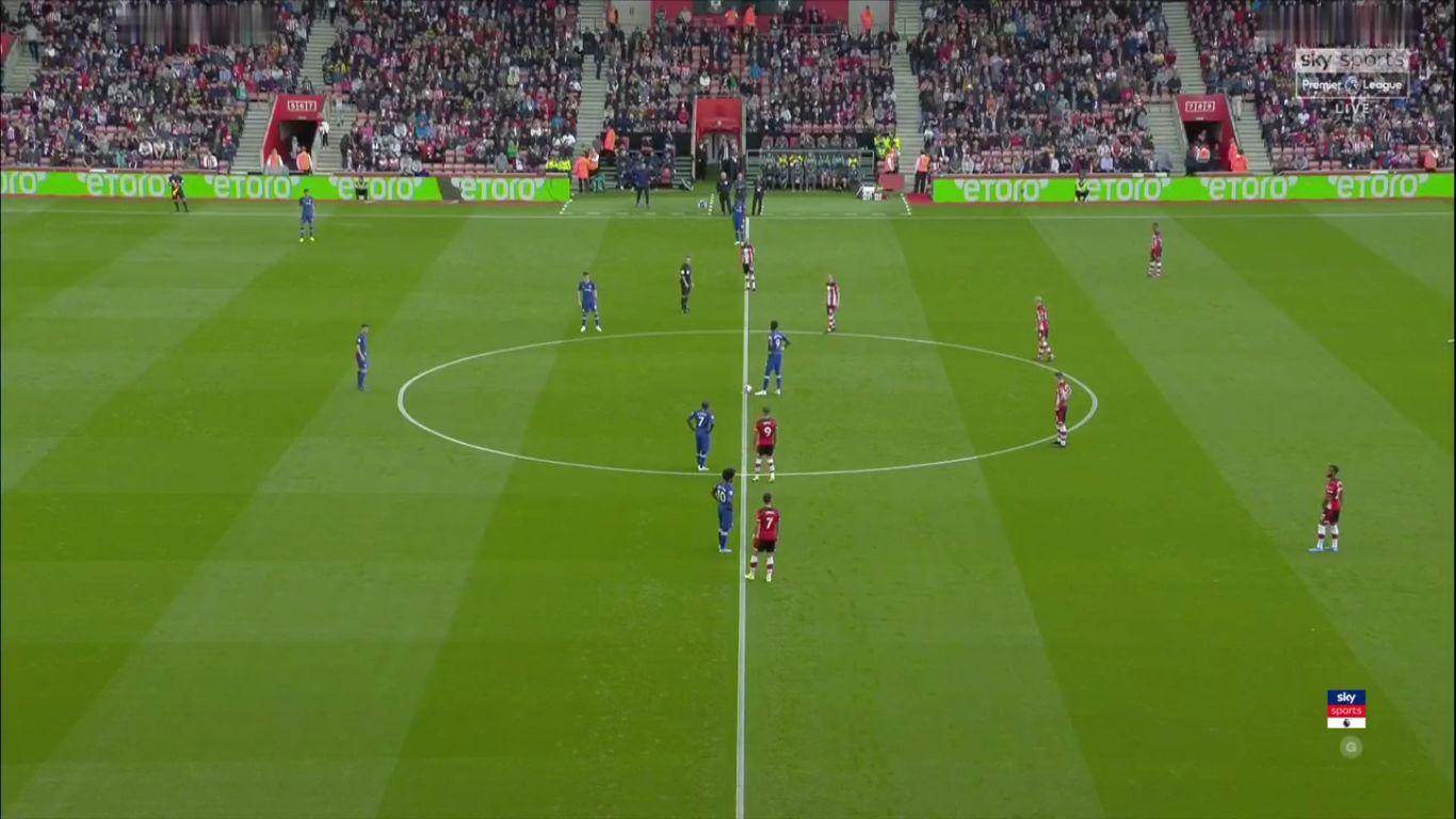 06-10-2019 - Southampton 1-4 Chelsea