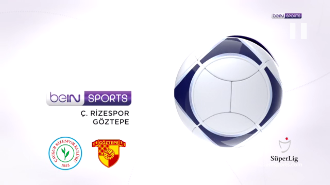 15-09-2019 - Rizespor 0-0 Goztepe