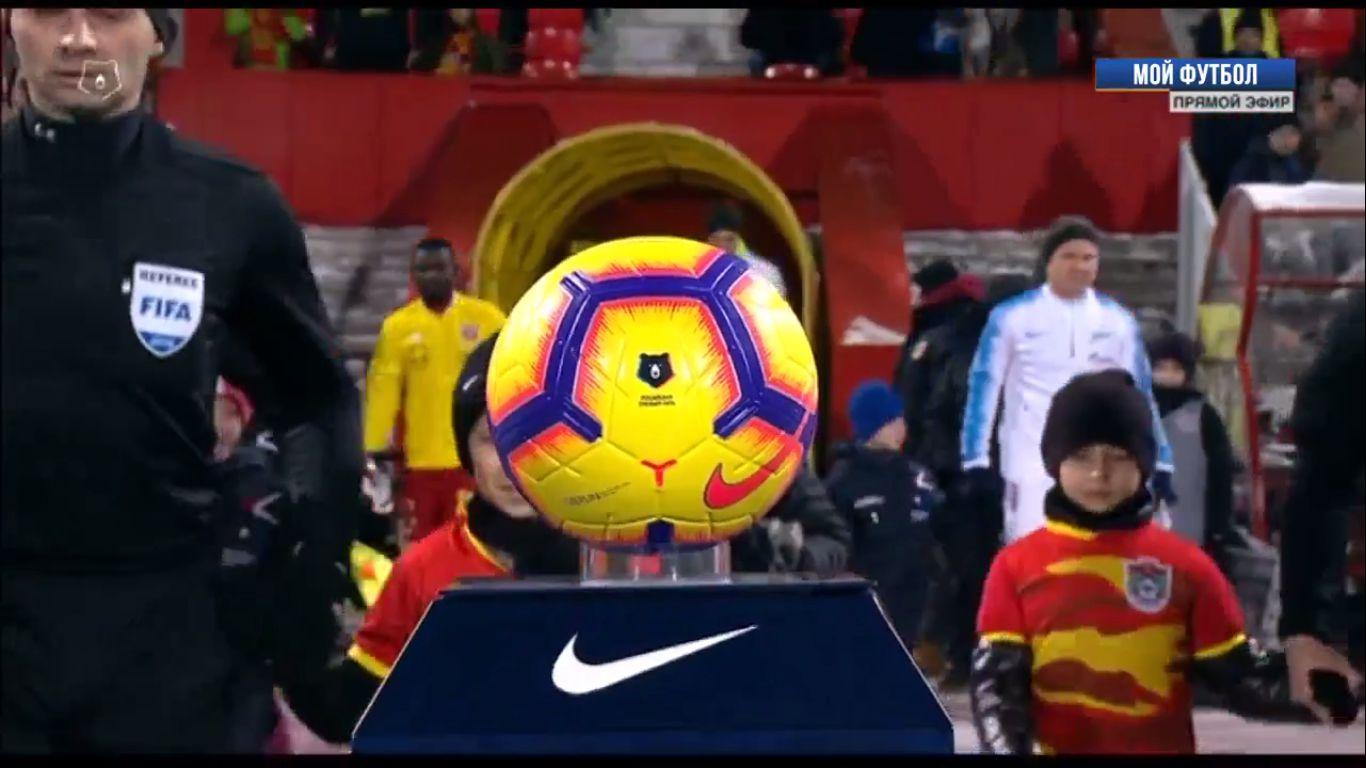 03-12-2018 - FC Arsenal Tula 4-2 Zenit St. Petersburg
